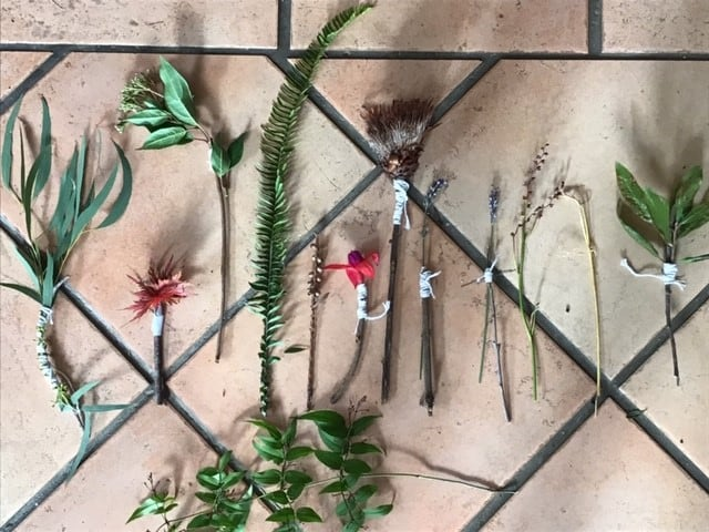 cassandra and jeremiah paintbrushes